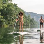 Soleil Vivarais campsite - The campsite - Stand-up paddling boarding